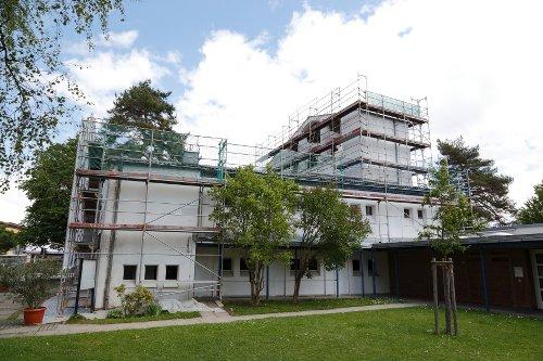 Kirchenrenovierung Traunreut