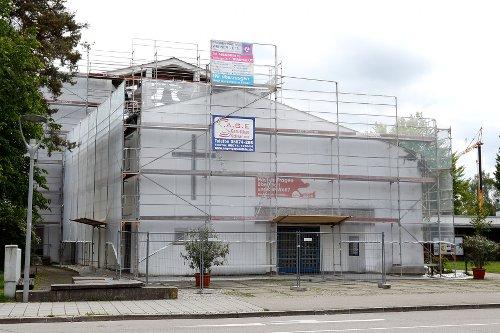 Renovierung Pauluskirche