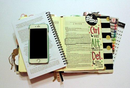 Bibel-Tagebuch