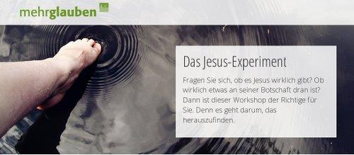 Jesus-Experiment
