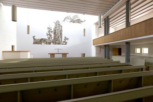 Pauluskirche Traunreut