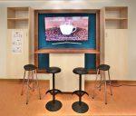 Cafeteria Flatscreen