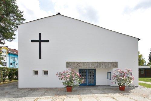 Evangelische Pauluskirche Traunreut