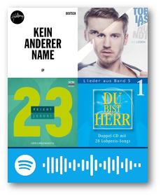 Spotify Paulusgemeinde