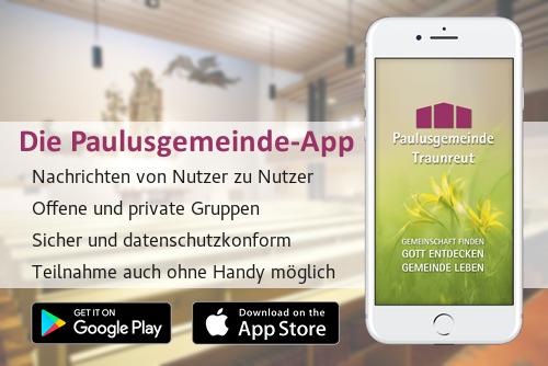 Paulusgemeinde-App
