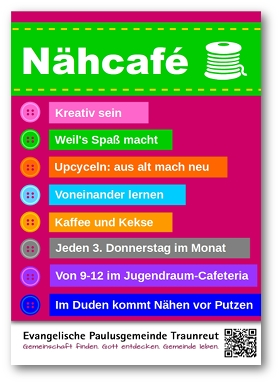 Nähcafé Traunreut