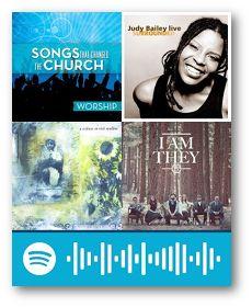 Spotify-Playlist: Evangelische Jugend Traunreut