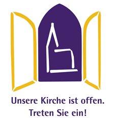 Traunreut Kirche offen