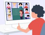 Jugendgruppe online