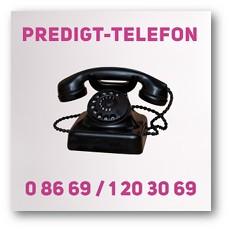 Predigttelefon Traunreut